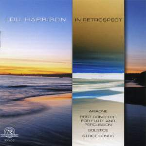 Lou Harrison - In Retrospect