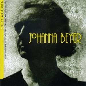 Johanna Beyer - Sticky Melodies