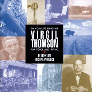 The Complete Songs of Virgil Thomson for Voice and Piano Product Image