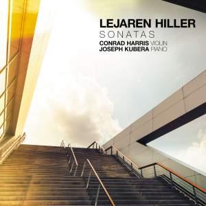 Lejaren Hiller: Sonatas Product Image
