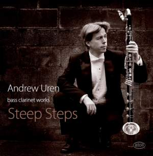Steep Steps (bass clarinet works)