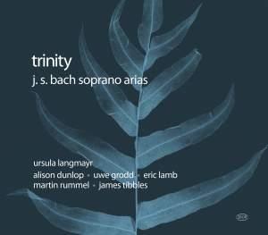 Trinity: J.S. Bach Soprano Arias