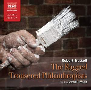 Robert Tressell: The Ragged Trousered Philanthropists (abridged) Product Image