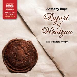 Anthony Hope: Rupert of Hentzau (unabridged) Product Image