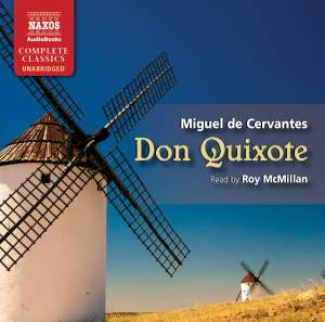 Miguel de Cervantes: Don Quixote Product Image