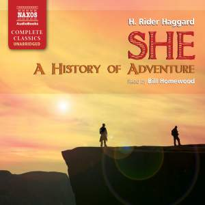 H. Rider Haggard: She – A History of Adventure (unabridged) Product Image