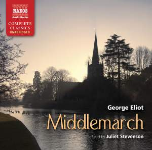 George Eliot: Middlemarch (unabridged) Product Image