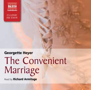 Georgette Heyer: The Convenient Marriage (abridged) Product Image