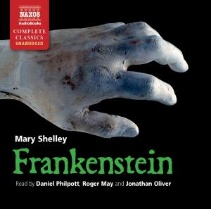Mary Shelley: Frankenstein (unabridged) Product Image