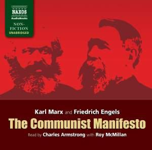 Karl Marx & Friedrich Engels: The Communist Manifesto (unabridged) Product Image