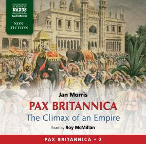 Pax Britannica - The Climax of an Empire (Abridged) Product Image