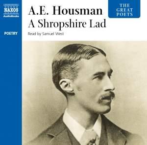 A.E. Housman: A Shropshire Lad Product Image