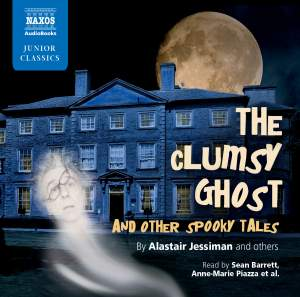The Clumsy Ghost and Other Spooky Tales (unabridged) Product Image