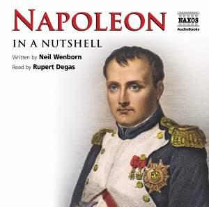 Neil Wenborn: Napoleon – In a Nutshell (unabridged) Product Image