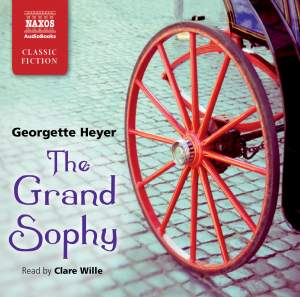 Georgette Heyer: The Grand Sophy (abridged) Product Image
