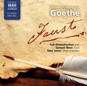 Johann Wolfgang von Goethe: Faust (abridged) Product Image