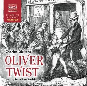 Dickens: Oliver Twist (unabridged) Product Image