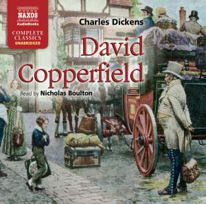 Dickens: David Copperfield (unabridged) Product Image