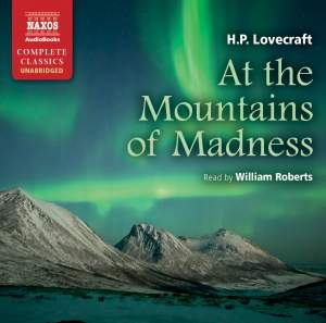 HP Lovecraft: At the Mountains of Madness (unabridged) Product Image