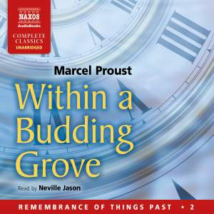 Proust: Within a Budding Grove (unabridged) Product Image