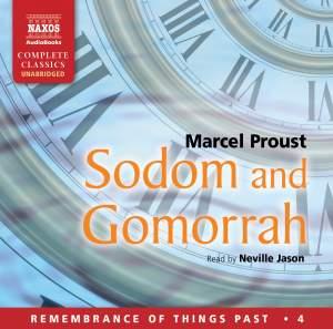 Proust: Sodom and Gomorrah (unabridged) Product Image