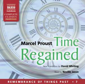 Proust: Time Regained (unabridged) Product Image