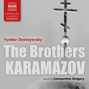 Fyodor Dostoyesvky: The Brothers Karamazov (unabridged) Product Image