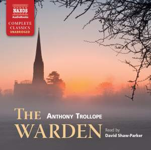 Anthony Trollope: The Warden (unabridged) Product Image