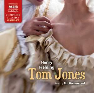 Henry Fielding: Tom Jones (unabridged) Product Image