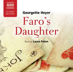 Georgette Heyer: Faro's Daughter (abridged) Product Image