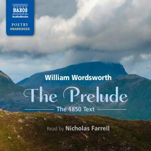 William Wordsworth: The Prelude (unabridged) Product Image