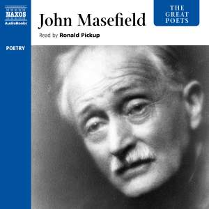 The Great Poets: John Masefield Product Image