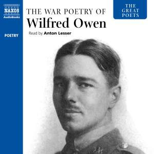 The Great Poets: The War Poetry of Wilfred Owen Product Image