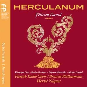 David, Félicien: Herculanum