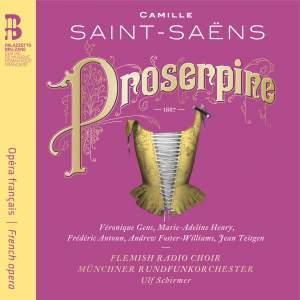 Saint-Saëns: Proserpine Product Image