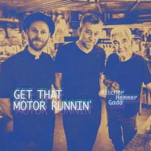 Get That Motor Runnin' Product Image