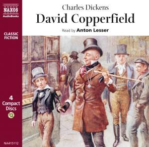 Charles Dickens: David Copperfield (abridged) Product Image