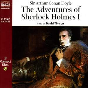 Sir Arthur Conan Doyle: The Adventures of Sherlock Holmes – Volume I Product Image