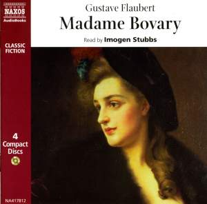 Gustave Flaubert: Madame Bovary (abridged) Product Image