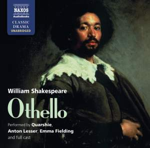 William Shakespeare: Othello (unabridged) Product Image