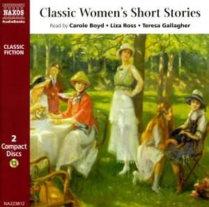 Classic Women's Short Stories (unabridged) Product Image