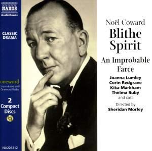 Noel Coward: Blithe Spirit (unabridged)