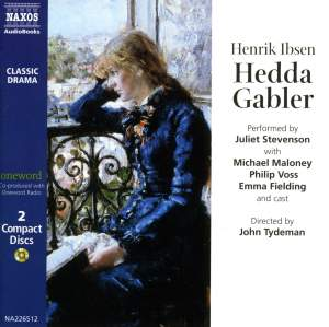 Henrik Ibsen: Hedda Gabler (unabridged) Product Image