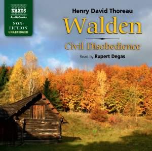 Henry David Thoreau: Walden, and Civil Disobedience (unabridged) Product Image