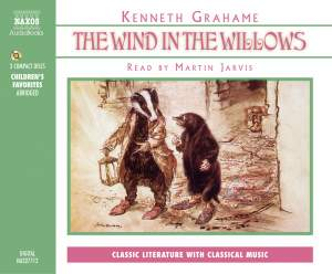 Kenneth Grahame: The Wind in the Willows (abridged) Product Image