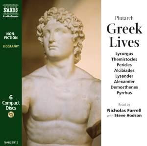 Plutarch: Greek Lives (abridged) Product Image