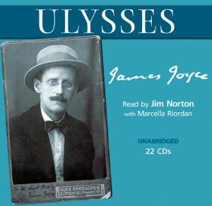 James Joyce: Ulysses (unabridged) Product Image