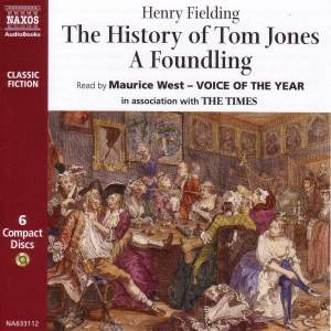 Henry Fielding: The History of Tom Jones, A Foundling (abridged) Product Image