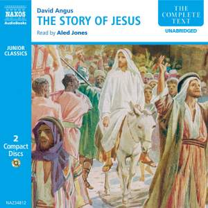 David Angus: The Story of Jesus (unabridged) Product Image