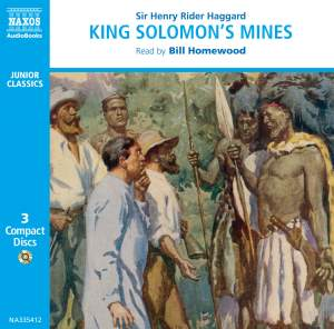 Sir Henry Rider Haggard: King Solomon's Mines (abridged) Product Image